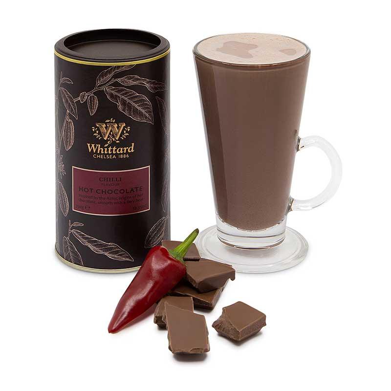 Chocolate Caliente Whittard Chilli 350grs