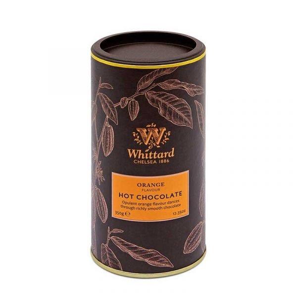 Chocolate Caliente Whittard Naranja 350grs