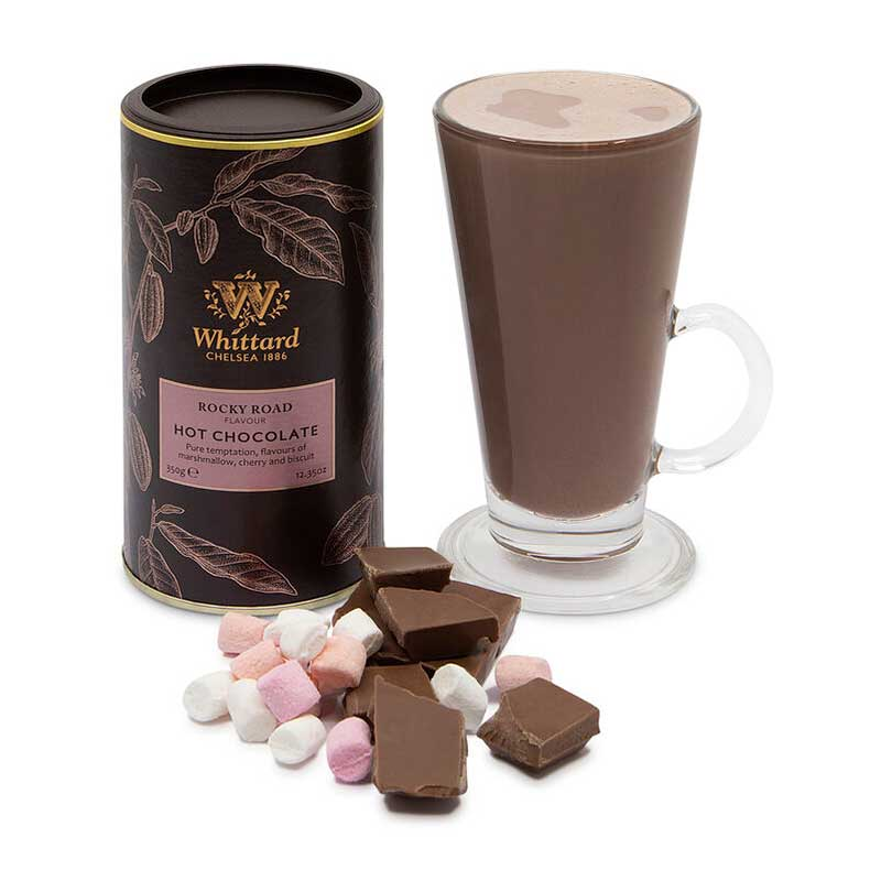 Chocolate Caliente Whittard Rocky Road 350grs