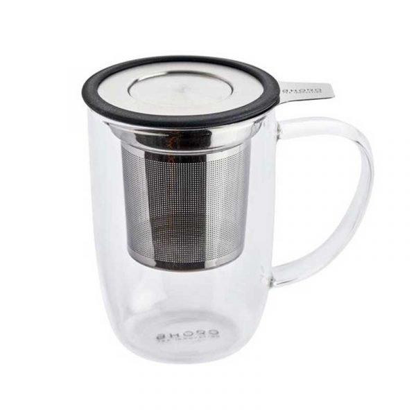 Mug Bhoro Negro Adagio 470ml