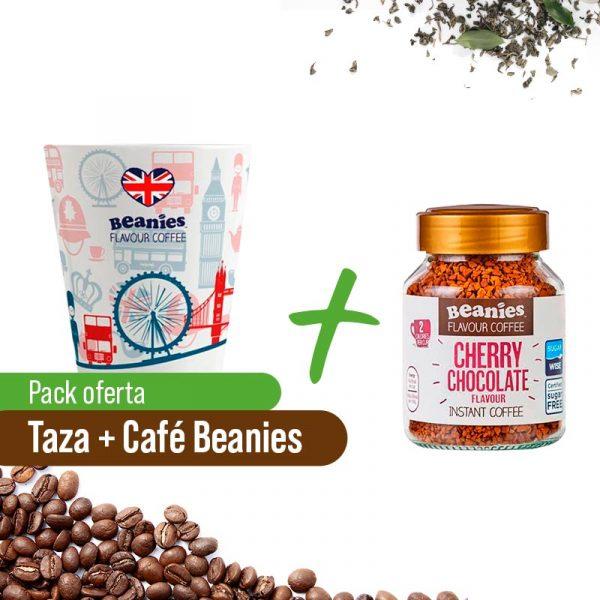 Taza + Café Beanies 50grs