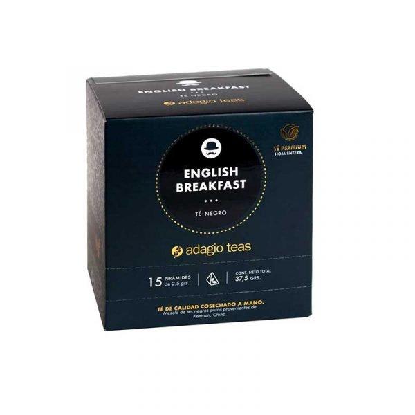 Té Negro Adagio English Breakfast 15un