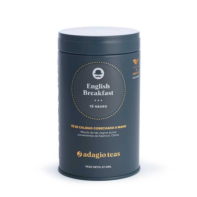 Té Negro Adagio English Breakfast 57grs
