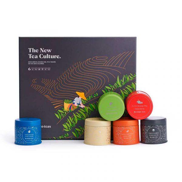 Pack Hebras 6 sabores The Tea Culture Adagio
