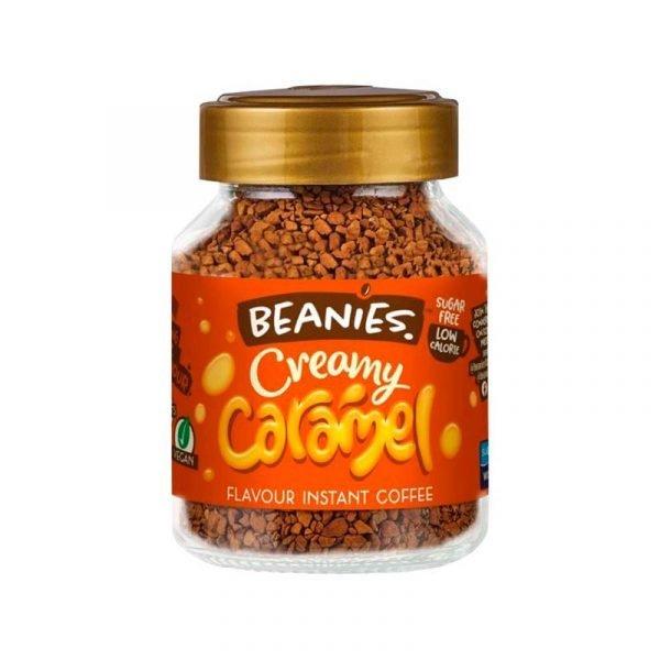 Café Beanies Creamy Caramel 50grs