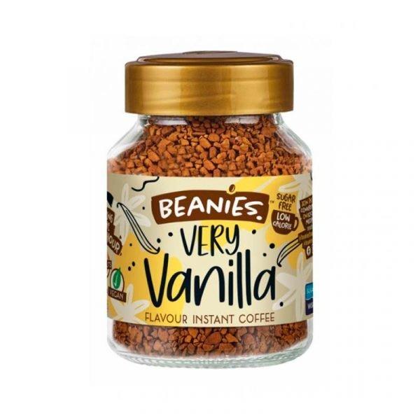 Café Beanies Very Vainilla 50grs