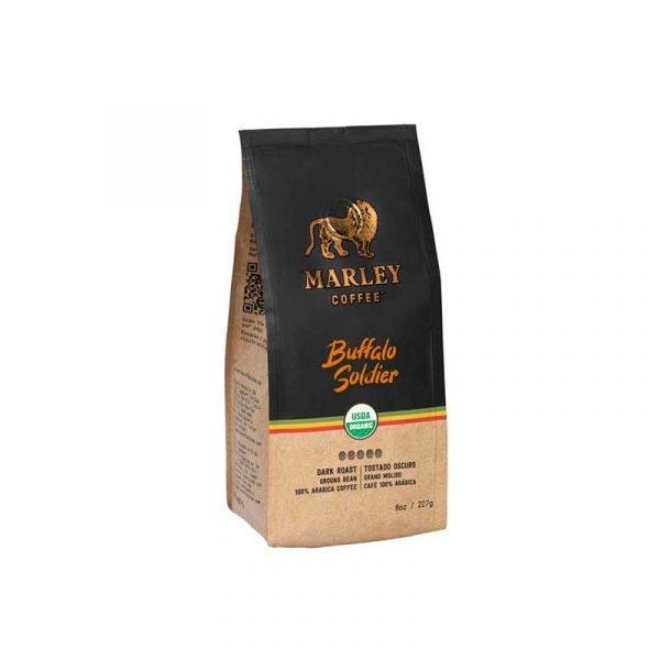 Café Marley Coffee Buffalo Soldier