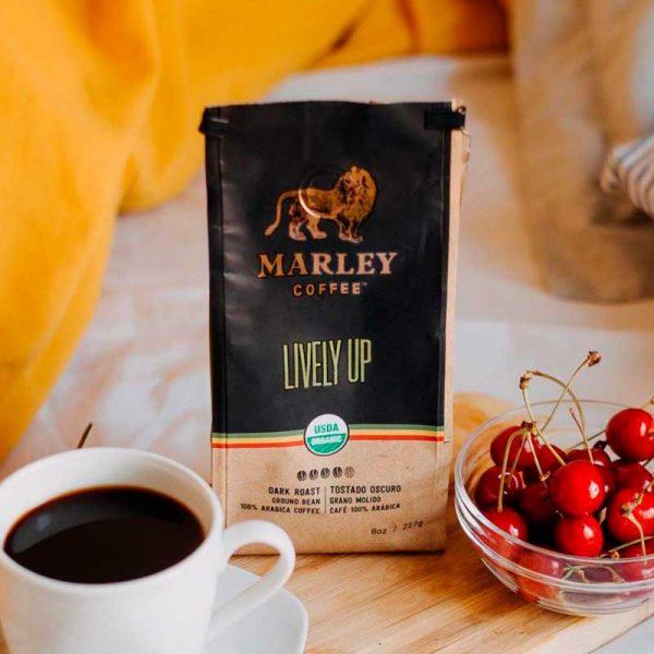 Café Marley Coffee Lively Up