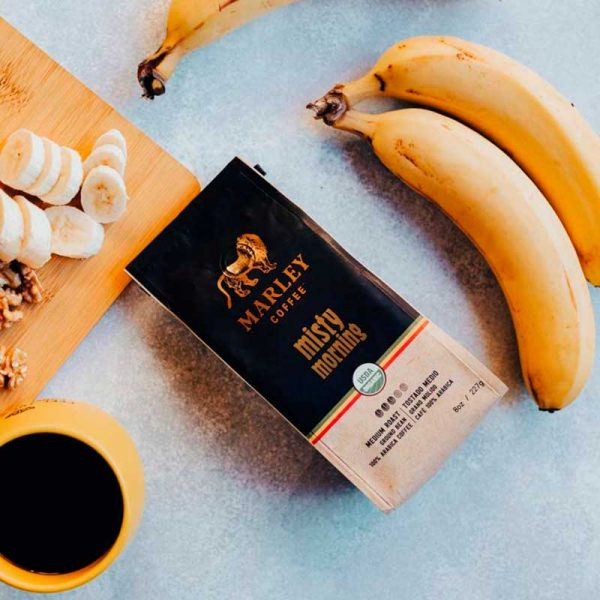 Café Marley Coffee Misty Morning