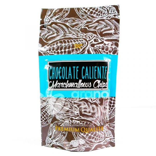 Chocolate Caliente Marchmallows Chips 210grs