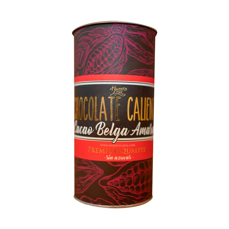 Chocolate Caliente Cacao Belga Amargo