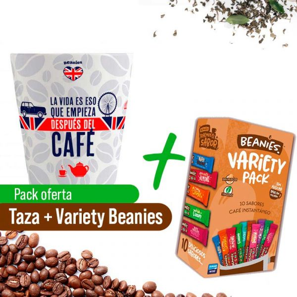 Taza + Variety Packs Beanies