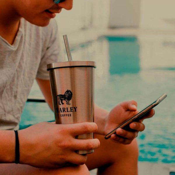 Cool Mug 500ml Marley Coffee