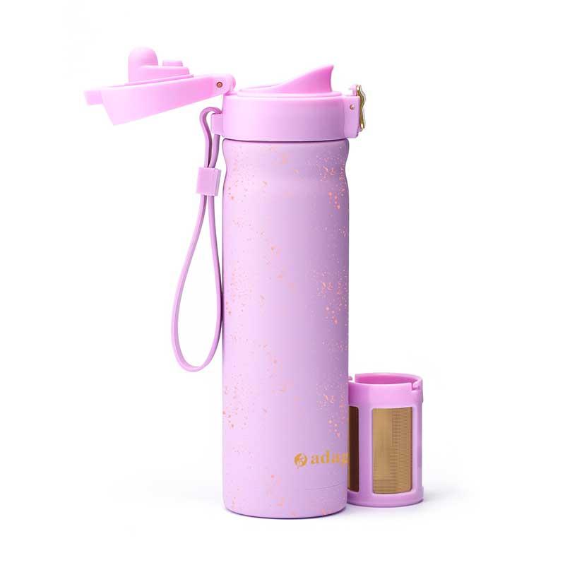 Travel Mug Lila Granito Adagio 400ml