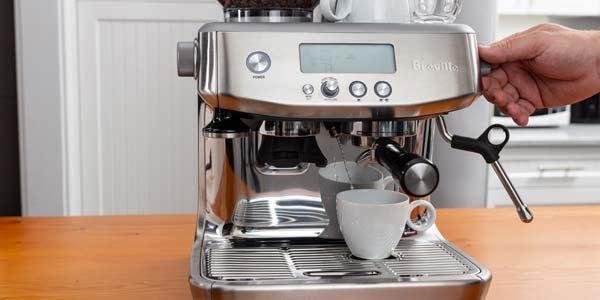 Paso 2 preparar cafe americano