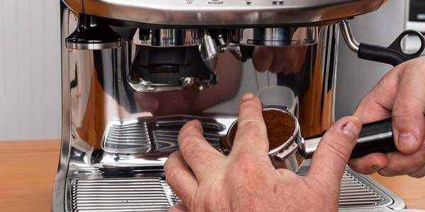 Paso 4 preparar cafe americano