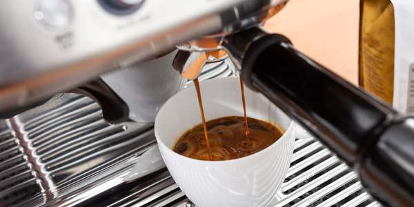 Paso 7 preparar cafe americano