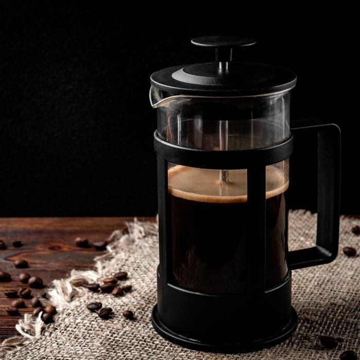 Prensa Francesa, una de las mejores formas de preparar el café